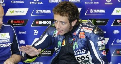 Valentino Rossi (Afp)