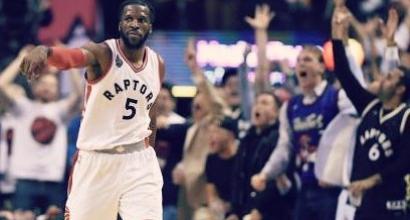 Nba, playoff: Toronto nella storia, Miami eliminata