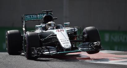 F1, Yas Marina: Vettel davanti a tutti nelle libere 3