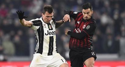 Serie A: Juventus e Milan di nuovo contro, la sfida continua