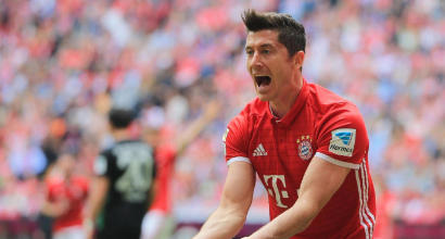 Bayern: Lewandowski recupera per il Real Madrid