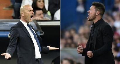 Champions League, semifinale: Real-Atletico, la rivincita