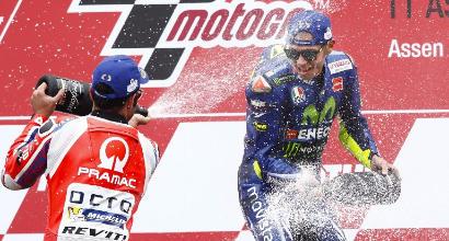Valentino Rossi immenso: i record di una carriera leggendaria