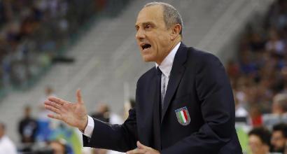 """Euro-basket, Messina: """"Markkanen è gia pronto per l'NBA"""""""