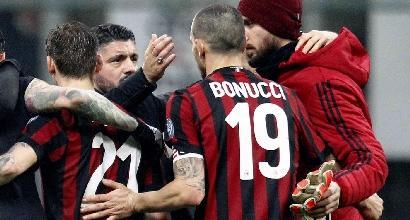 Gattuso come Conte: il Milan ha in casa l'allenatore del futuro
