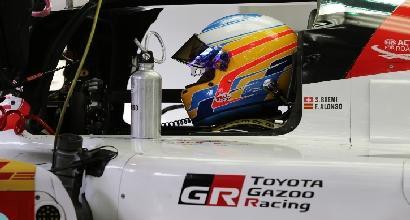 Ufficiale: Alonso alla 24 Ore di Le Mans