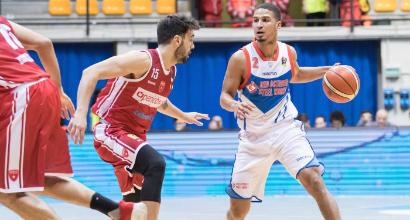 Basket, Serie A: Varese espugna Cantù