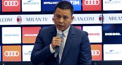 Milan, nuovi dubbi su Yonghong Li: patrimonio messo all'asta?