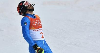Slalom olimpico a Myhrer