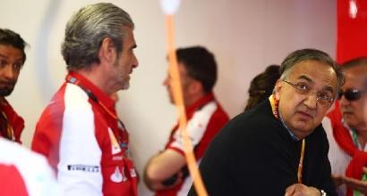 """Ferrari, Arrivabene: """"C'è chi parla e chi fa i fatti"""""""