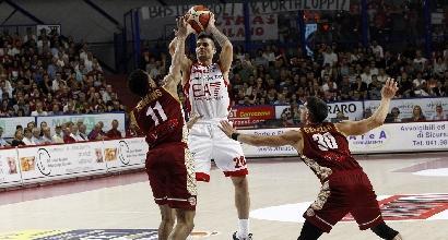 Jason Rich MVP Campionato Legabasket 2017-18