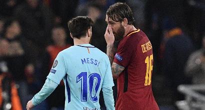 """Roma, Messi non dimentica: """"Che dormita! Sono ancora arrabbiato"""""""