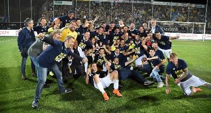 Spezia-Parma, indagine della Procura Figc per alcuni messaggi prima del match