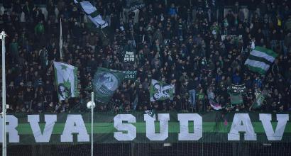 Avellino, respinto il ricorso: irpini esclusi dalla Serie B