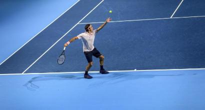 Tennis, 99° titolo per Federer