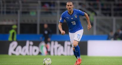 Nazionale, Bonucci sui fischi: