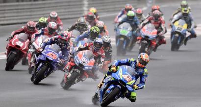 MotoGP, ufficiale calendario 2019