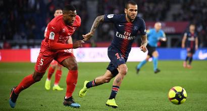 Ligue 1, al Psg bastano le riserve