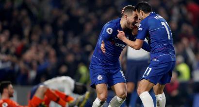 Sarri vince e si tiene il Chelsea