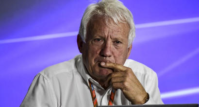 Formula 1 sotto choc: è morto Charlie Whiting