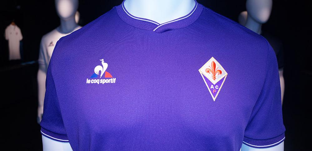 Fiorentina, le maglie per la stagione 2015/16   Foto - Sportmediaset