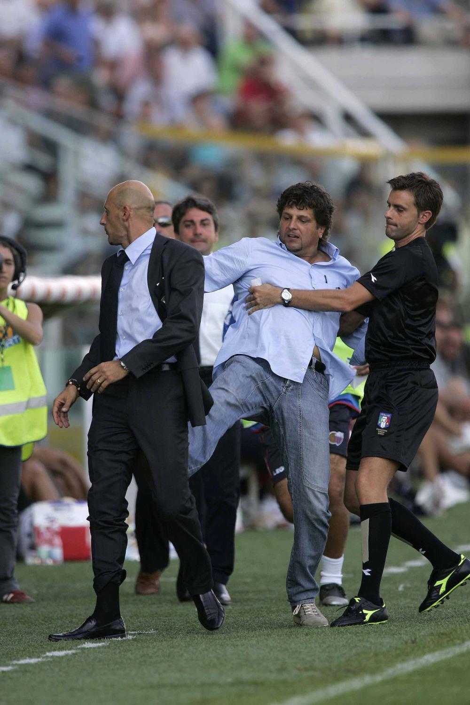Da Baldini-Di Carlo a Mourinho-Wenger, le liti in panchina