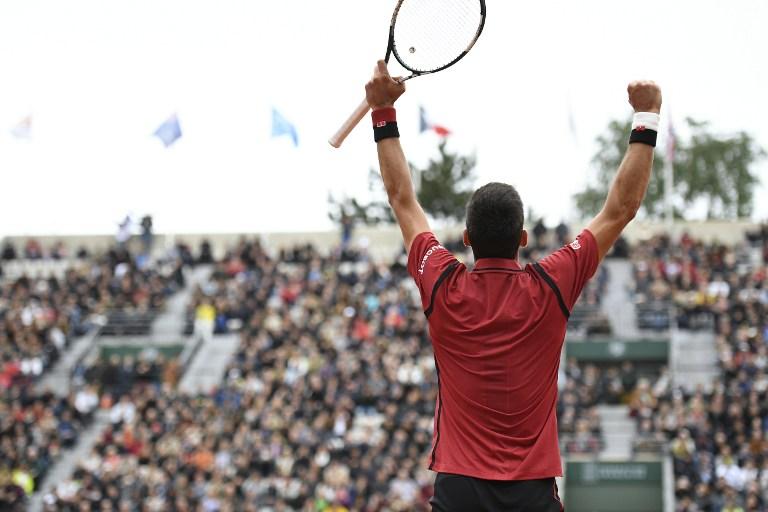 Da Cantona a Di Caprio: tifosi vip al Roland Garros