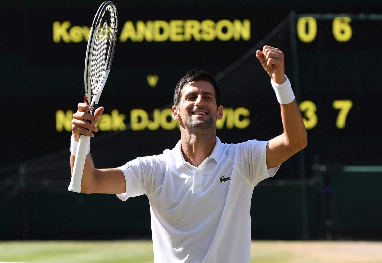 Wimbledon 2018, trionfa Djokovic