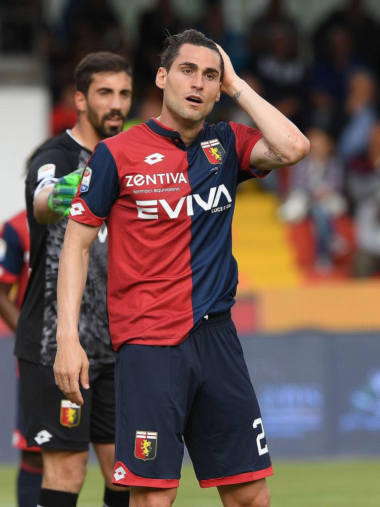 Il difensore Aleandro Rosi, 31 anni: tante maglie italiane (tra cui Roma, Parma, Fiorentina e Genoa), svincolato dal 2018