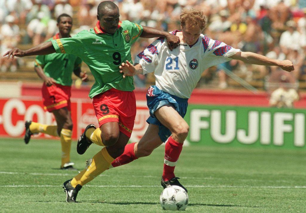 Oleg Salenko (Russia-Camerun, 1994)