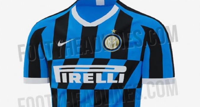 Inter, ecco la nuova maglia