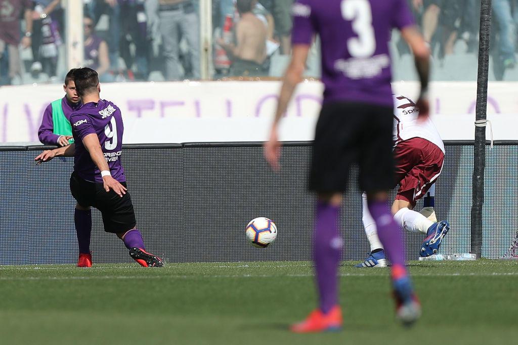 Fiorentina-Toro: la fotostory del match