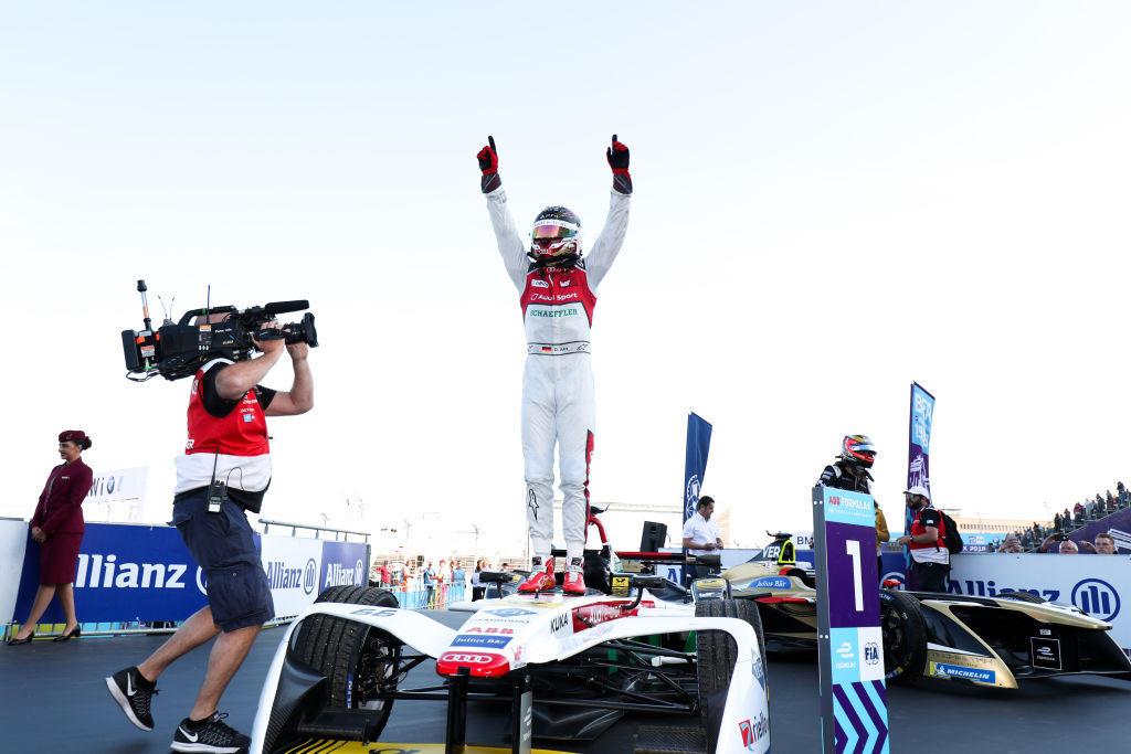 L'anno scorso era arrivata la vittoria di Daniel Abt con la Audi Sport