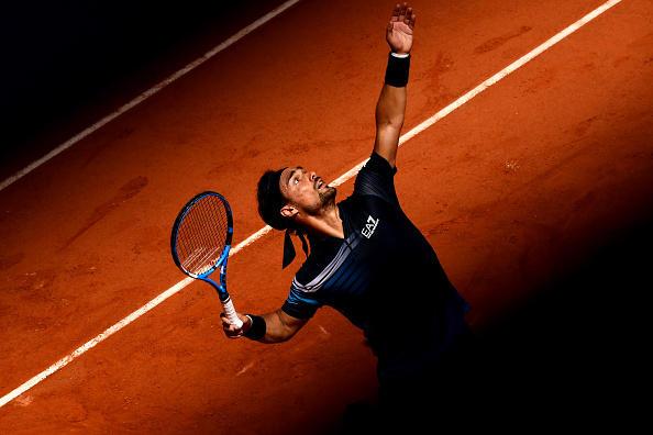 Fognini inarrestabile al Roland-Garros