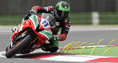 Supersport: Lowes in pole anche a Imola