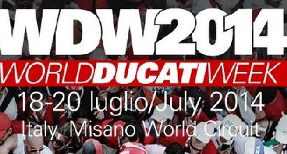 World Ducati Week 2014: Misano si tinge di rosso