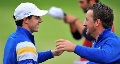 Golf, Ryder Cup: vince ancora il team Europa
