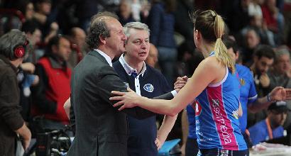 Volley, A1 femminile: Novara vince col brivido