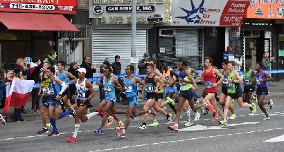 New York, la maratona è keniana: vincono Biwott e la Keitany