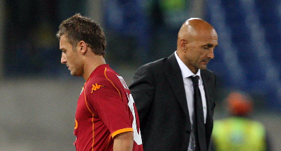 Image result for Spalletti Totti