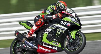 Superbike, Sykes rinnova con Kawasaki