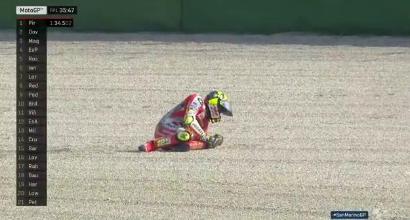 MotoGP, Misano: Rossi subito il più veloce
