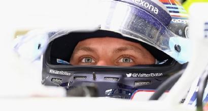 F1, visita segreta di Bottas alla Mercedes