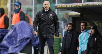 Palermo, si è dimesso Corini