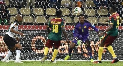 Coppa d'Africa, Camerun in finale