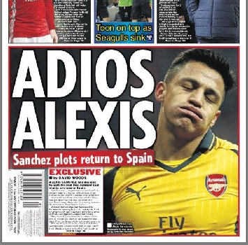 Sanchez verso l'addio all'Arsenal.Vuole la Spagna, la Juve ci pensa
