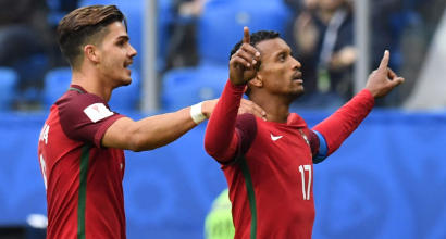 Confederations, CR7 in semifinale