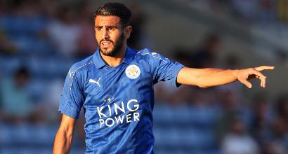 """Leicester, Shakespeare avvisa la Roma: """"Mahrez via solo per un'offerta ragionevole"""""""