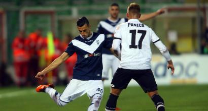 Serie B: il Cesena vince al Manuzzi 1-0, Brescia ko