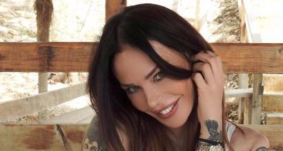 Nina Moric, Foto da Facebook